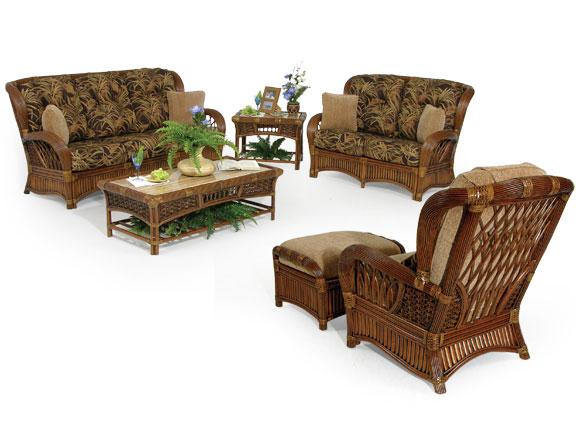 Palm Springs Indoor Rattan Wicker Imports Online