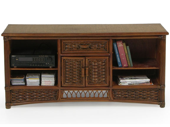 Palm Springs Island Way TV Stand