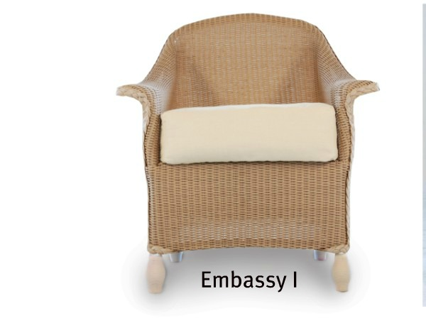 Embassy I Dining Chair Replacement Cushion