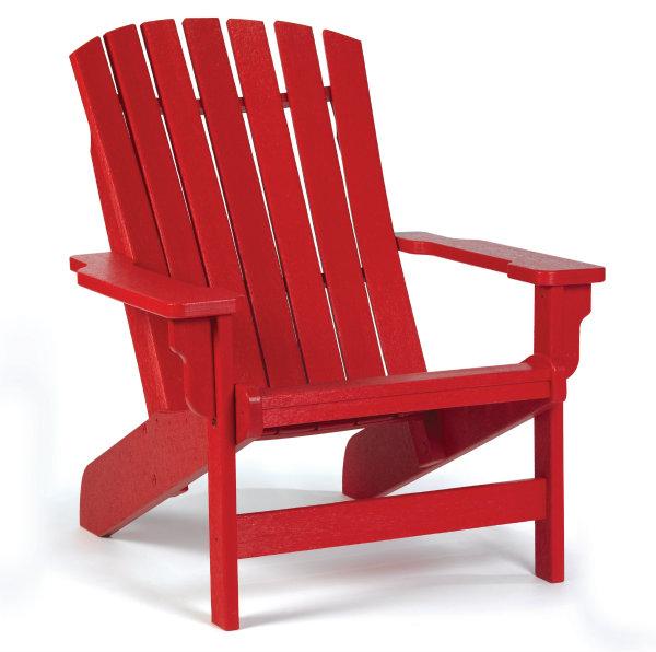Merveilleux Fanback Adirondack Chair