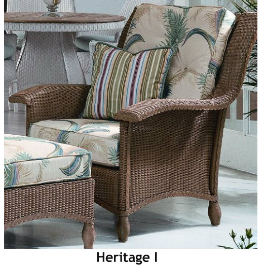 Heritage I Chair Replacement Cushion