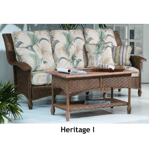 Heritage I Sofa Replacement Cushions