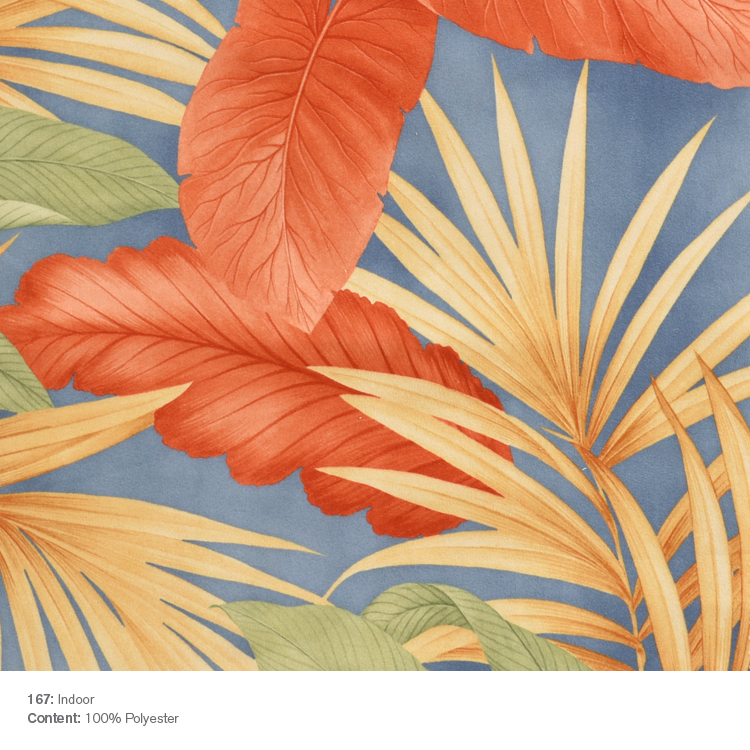 Palm Springs Fabric 167 Wicker Imports Online