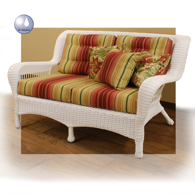 Salinas Loveseat Replacement Cushions