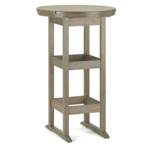 "26"" Round Bar Height Table"