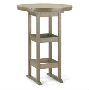 "32"" Round Bar Height Table"