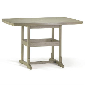 "42"" x 60""  Counter Height Table"