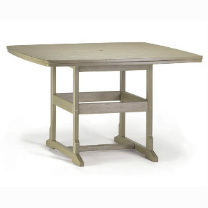 "58"" x 58""  Counter Height Table"