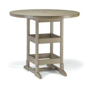 "48"" Round Bar Height Table"