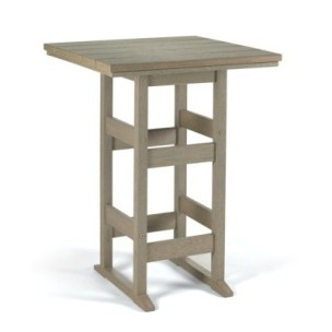 "26"" x 28"" Counter Height Table"