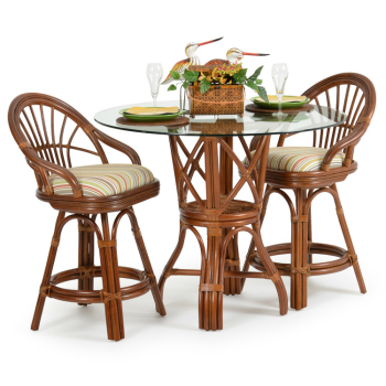 Islamorada 3 Piece Counter Height Pub Set