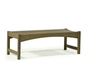 Skyline Backless Bench