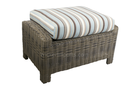 North Cape Bainbridge Rectangular Ottoman