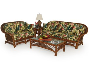 Palm Springs Bali 4 Piece Set