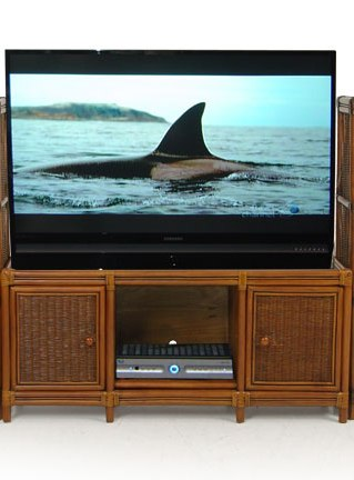 Palm Springs Bali TV Stand
