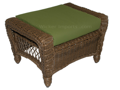 North Cape Bar Harbor Ottoman