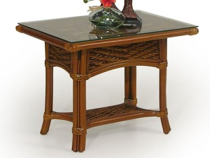 Palm Springs Boca Bay End Table