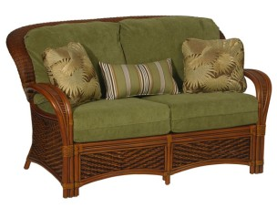 Palm Springs Boca Bay Loveseat