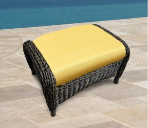 Brookwood Ottoman Replacement Cushion