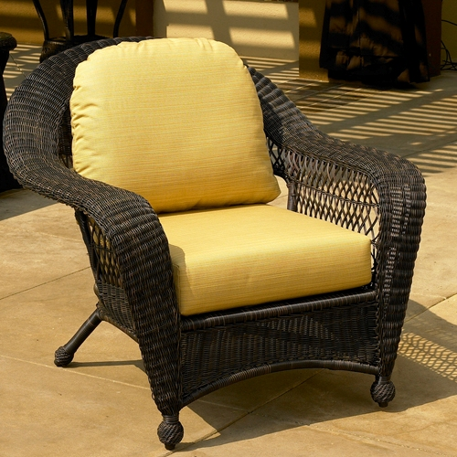Port Royal and Charleston Chair Replacement Cushions