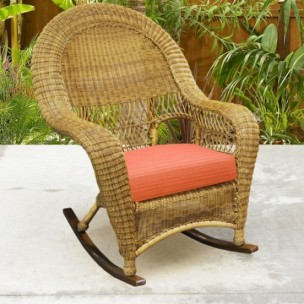 Port Royal Rocker and Charleston Replacement Cushion
