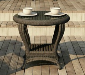 North Cape Charleston and Port Royal End Table