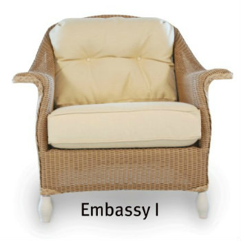 Embassy I Chair Replacement Cushion