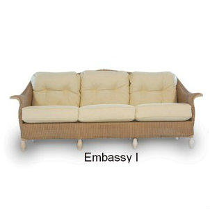 Embassy I Sofa Replacement Cushions