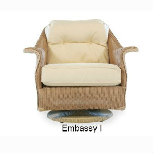 Embassy I Swivel Glider Replacement Cushion