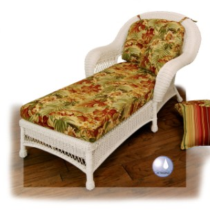 Empire Chaise Lounge Replacement Cushions