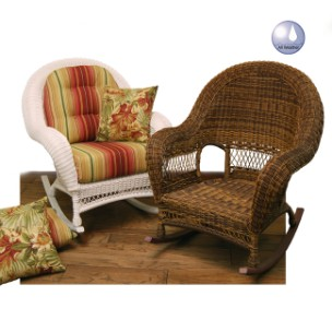 Empire Rocker Replacement Cushions