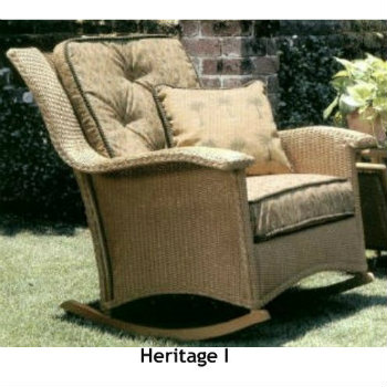 Heritage I Rocker Replacement Cushion