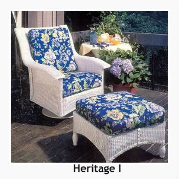 Heritage I Swivel Rocker Replacement Cushion