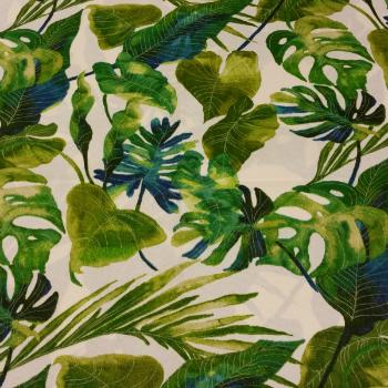Inky Palms Jade