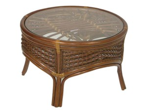 Palm Springs Islamorada Round Coffee Table