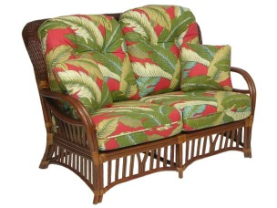 Palm Springs Islamorada Loveseat