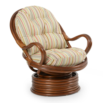 Palm Springs Islamorada Swivel Rocker