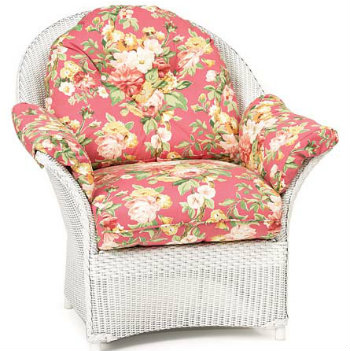 Keepsake Chair Replacement Cushions