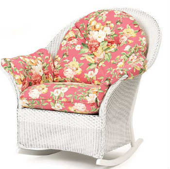 Keepsake Rocker Replacement Cushions