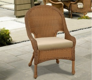 Montclair and Monaco Dining Chair Replacement Cushion