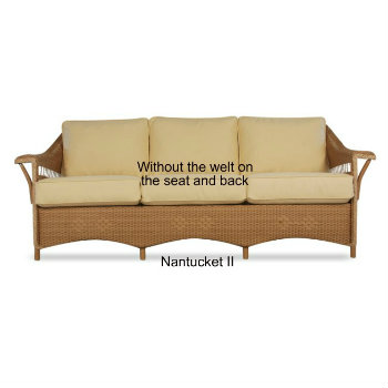 Nantucket II Sofa Replacement Cushions