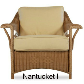 Nantucket I Chair Replacement Cushion