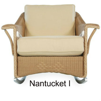Nantucket I Rocker Replacement Cushion