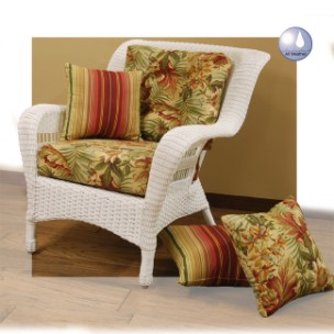 Salinas Chair Replacement Cushions