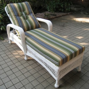 Montego and St. Lucia Adjustable Chaise Lounge Replacement Cushions