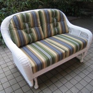 Montego and St. Lucia Double Glider Replacement Cushions
