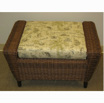 Summit Ottoman Replacement Cushion